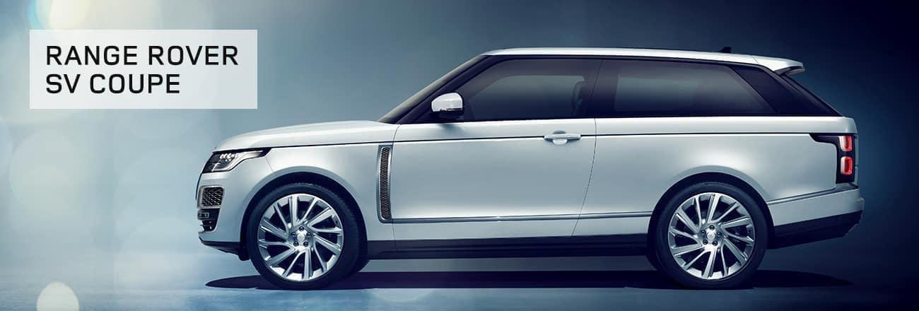 Range Rover SV Coupe | Land Rover Santa Barbara