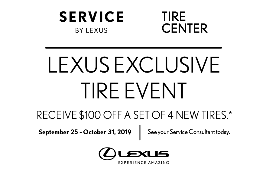 Tire Event Coupon