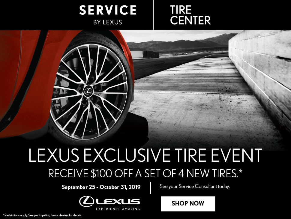 Service Tire Event