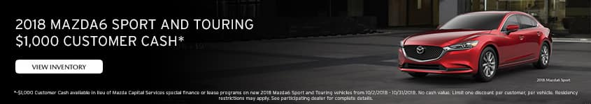 Mazda6 1000 CC