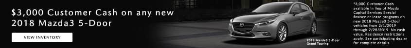WER_MY18 Mazda3 CC