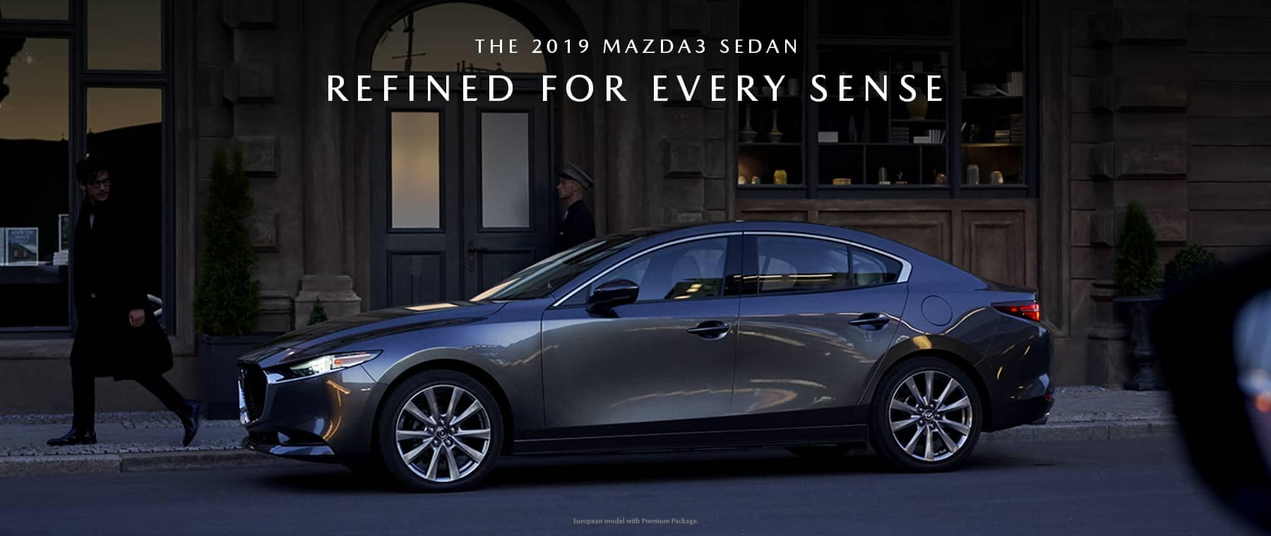 MY19 Mazda3 offer