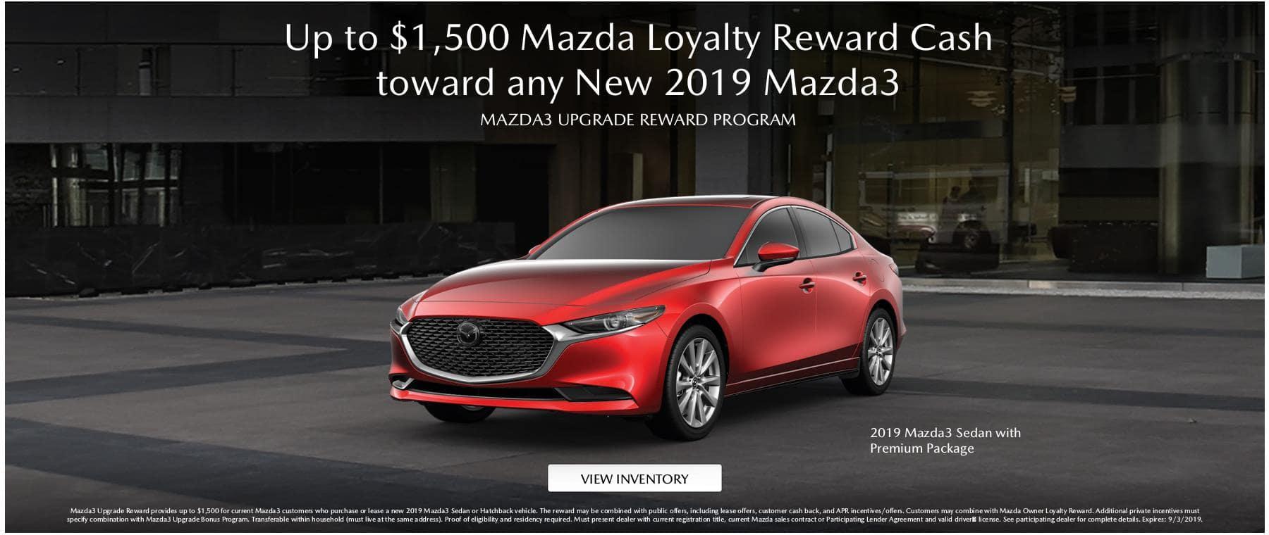 Mazda3 OLC