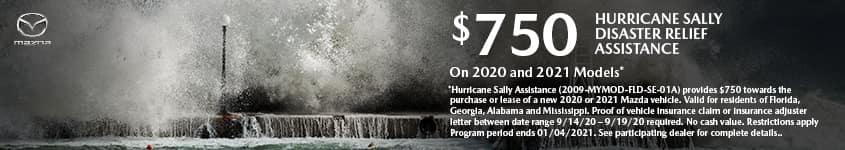 SER Hurricane Sally Website Banner