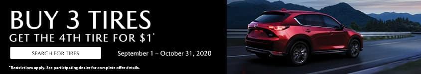 Mazda Fall 2020 Tire Event