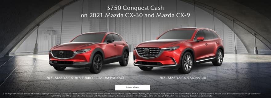 Conquest Cash