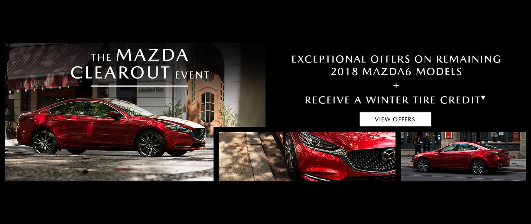 mazda-clearout-banner-red-mazda-in-street
