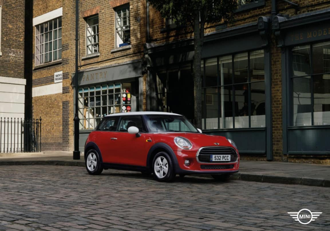 MINI Southern Hardtop Offer