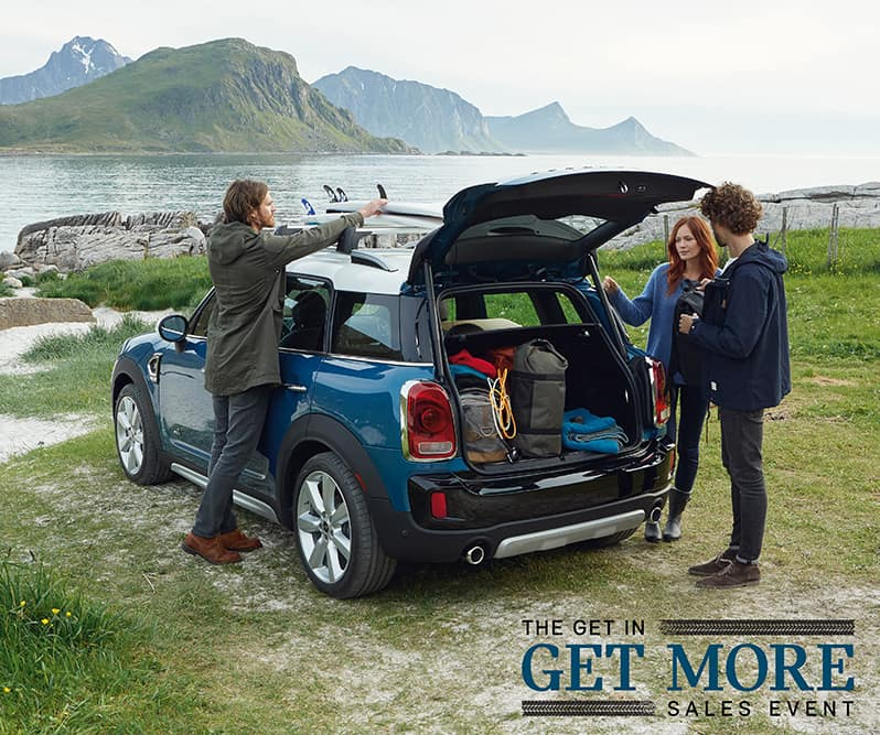 The Get In Get More Sales Event