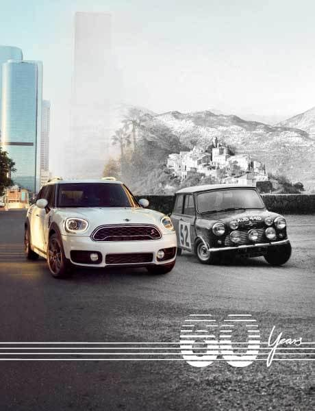 MINI 60 Years racing image