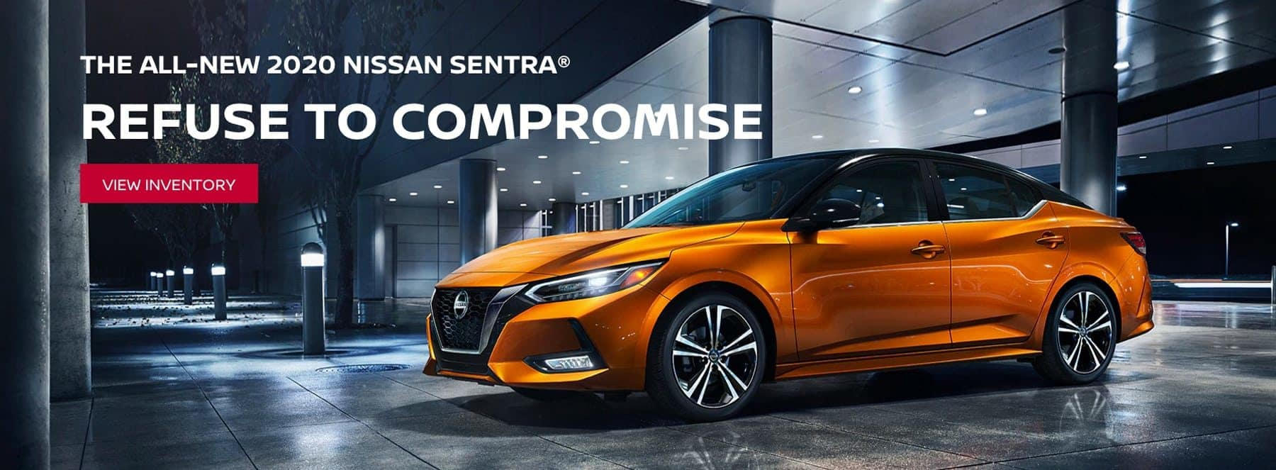 The All New 2020 Nissan Sentra - View Inventory