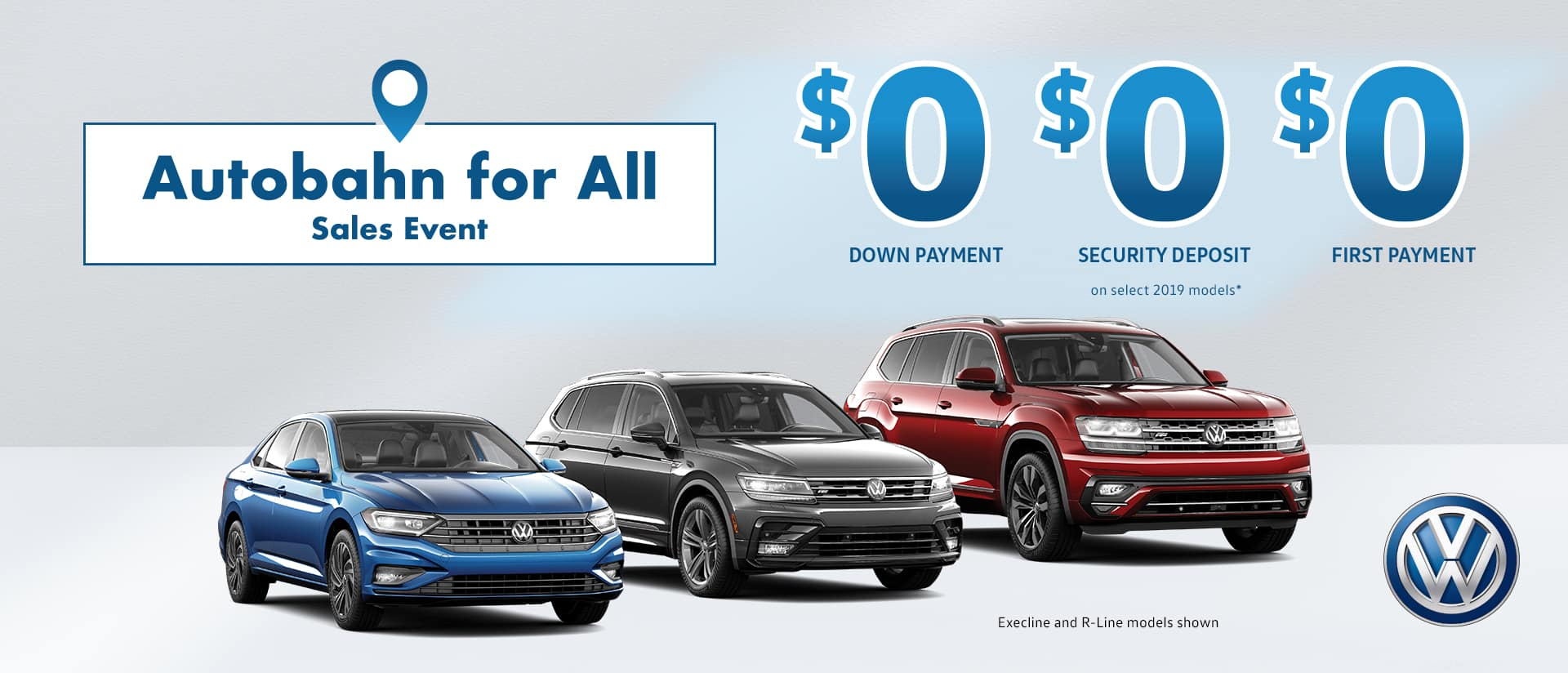 Autobahn Sales Event