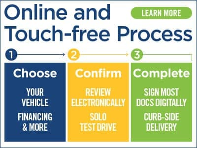 Touch Free Experience