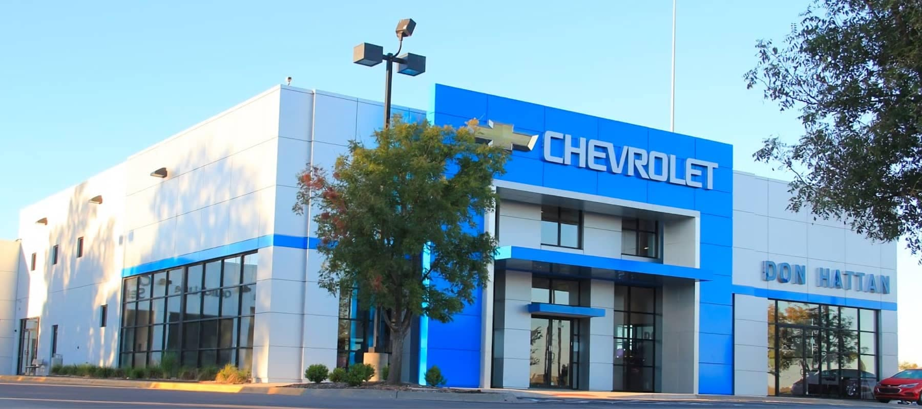 New Used Chevrolet Dealer In Wichita Don Hattan Chevrolet