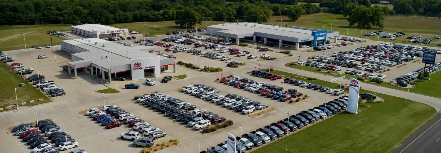 Don Ringler Toyota & Chevrolet Dealerships