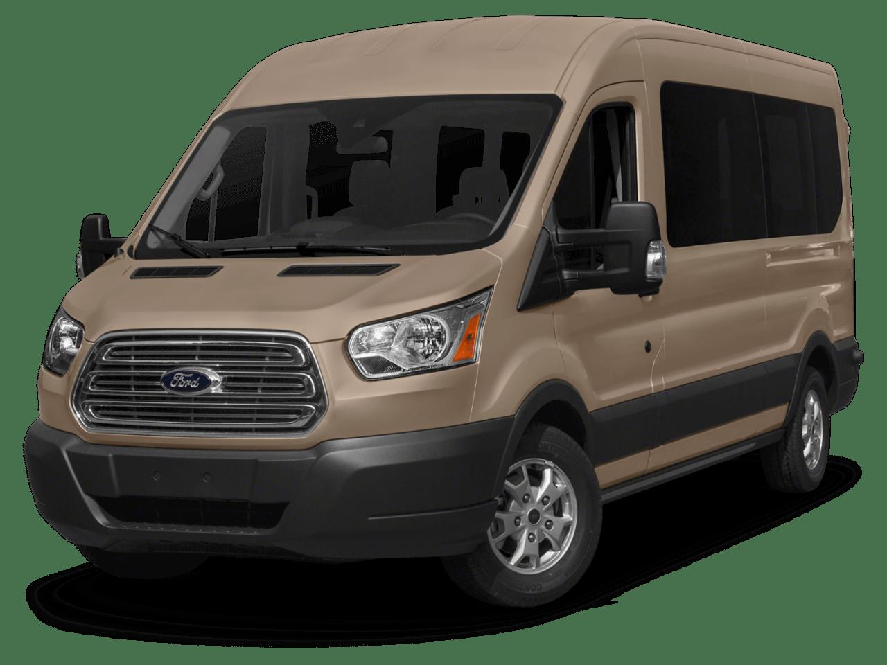 2019 Ford Passenger Van
