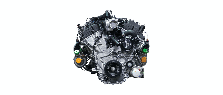 Ford F10 engine - 3.5L EcoBoost
