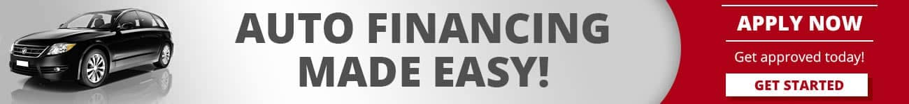 Auto Financing - Apply Online Now