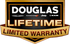Douglas lifetime warranty