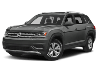 2019 VW Atlas angled
