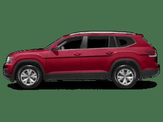 2019 VW Atlas - sideview