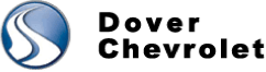 Dover Chevrolet logo head mobile