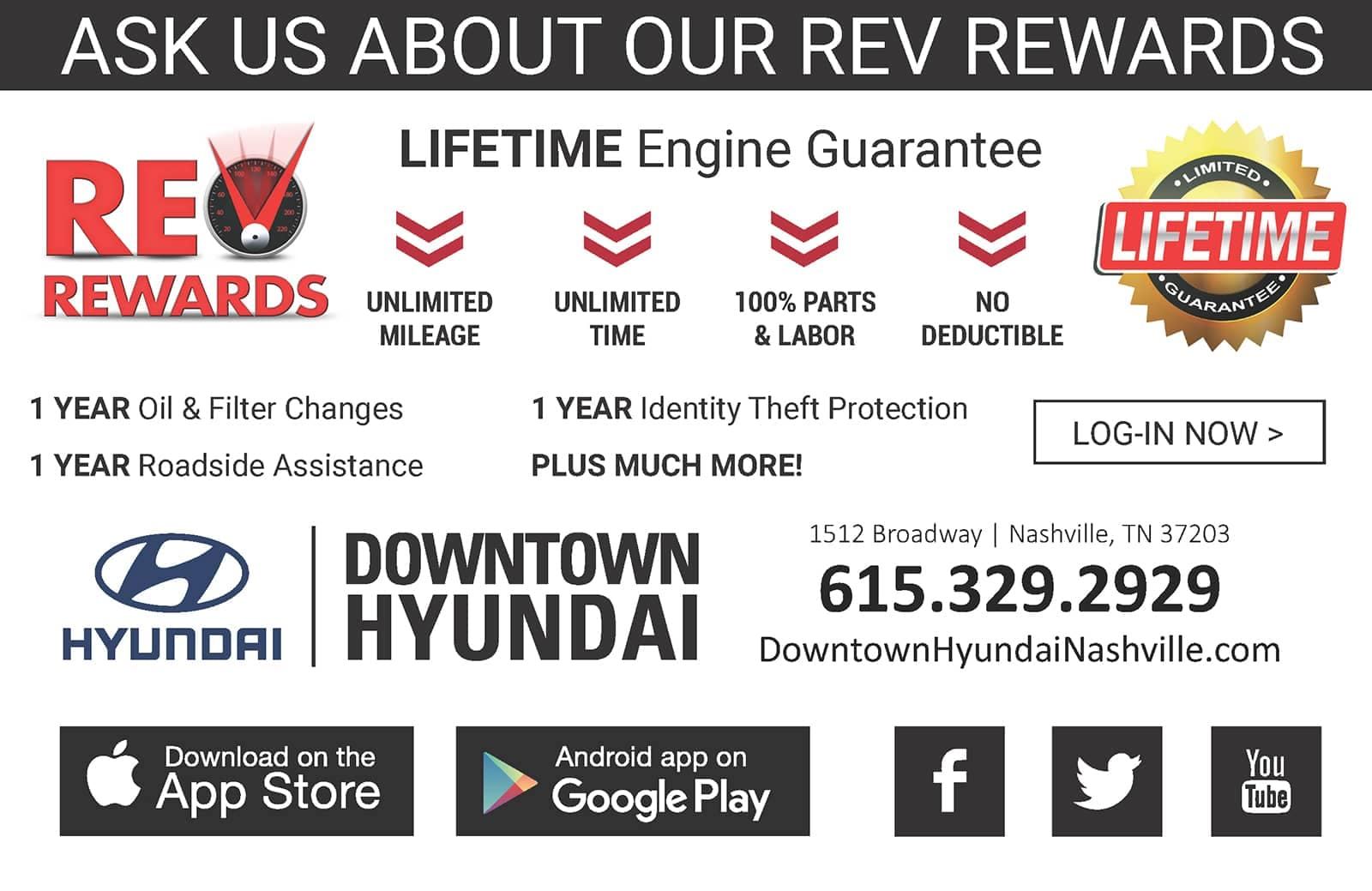 Ask About Rev Rewards