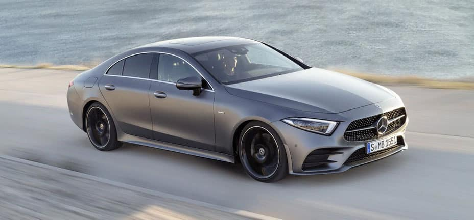 Meet the New Mercedes-Benz CLS