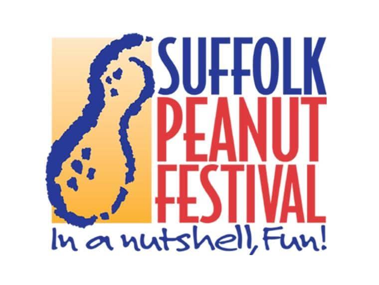 Suffolk Peanut Festival Logo