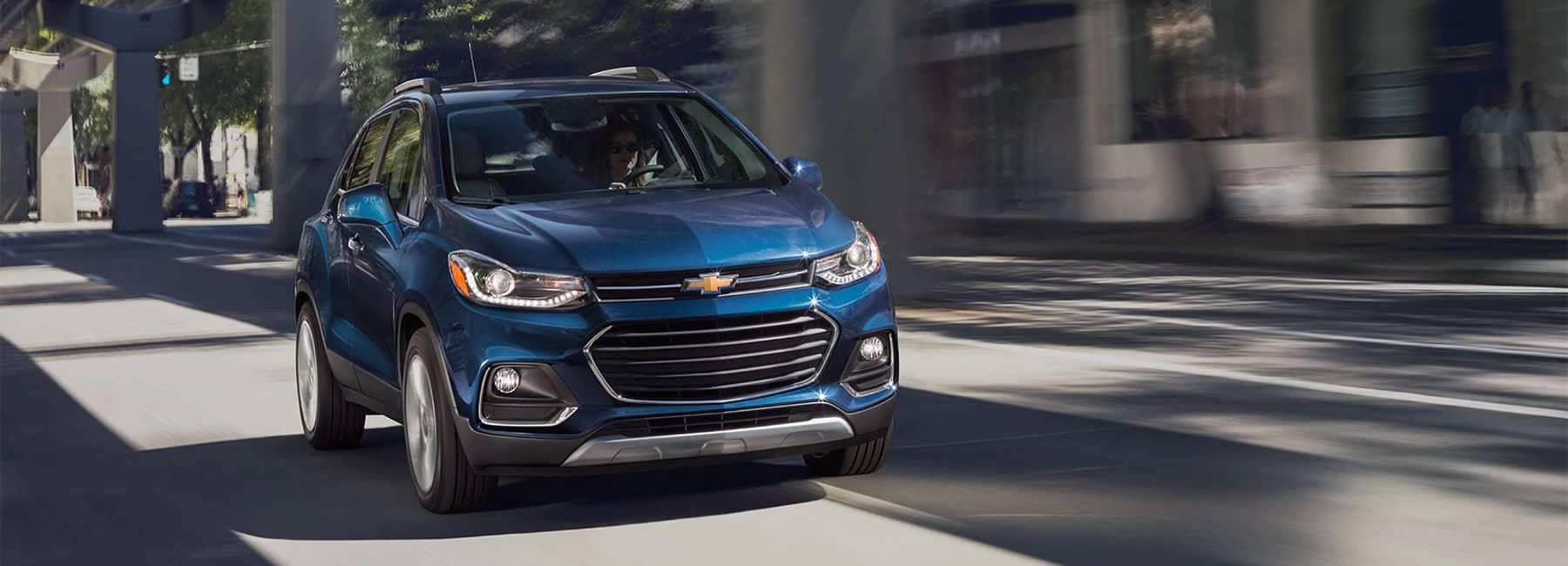 2020 Chevy Trax Compact SUV Dual Port Grille
