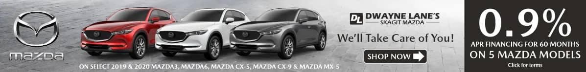 Mazda Special February