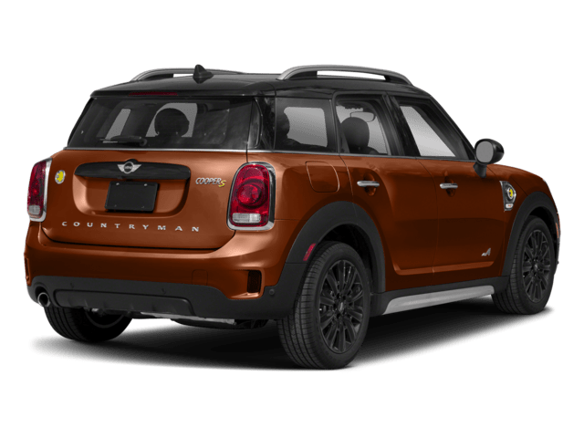 MINI COUNTRYMAN S E ALL4 back