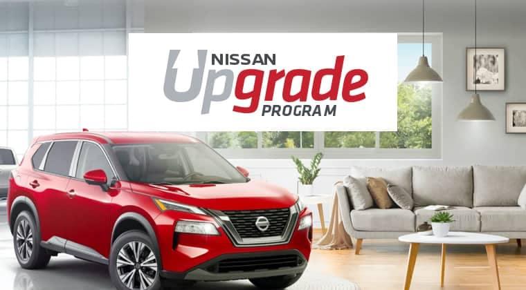 Nissan Upgrade Program
