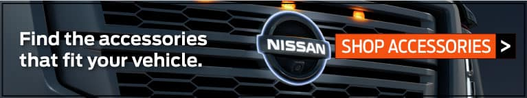 Shop Nissan Accessories