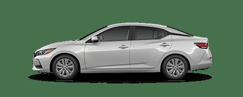2020 Nissan Sentra S/SV