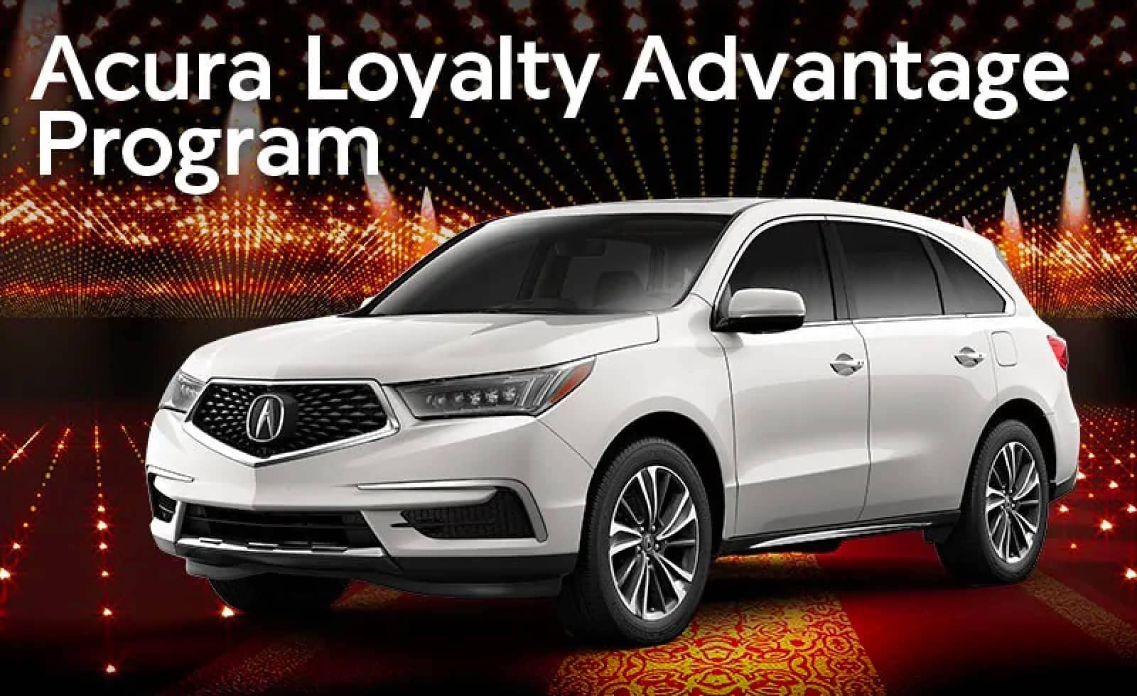 Luxury Acura Lease