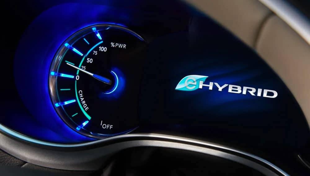 2017 Chrysler Pacifica eHybrid Tool