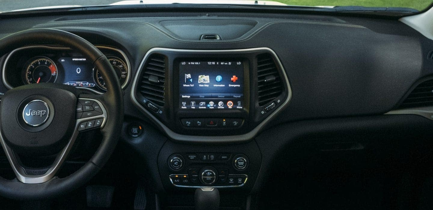 Fourth Generation Uconnect Infotainment System