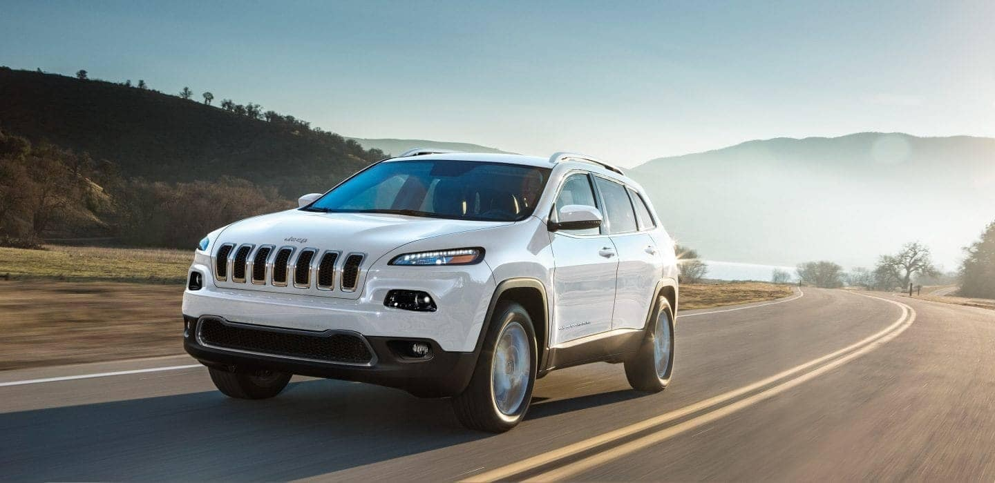 2018 Jeep Cherokee Model Review
