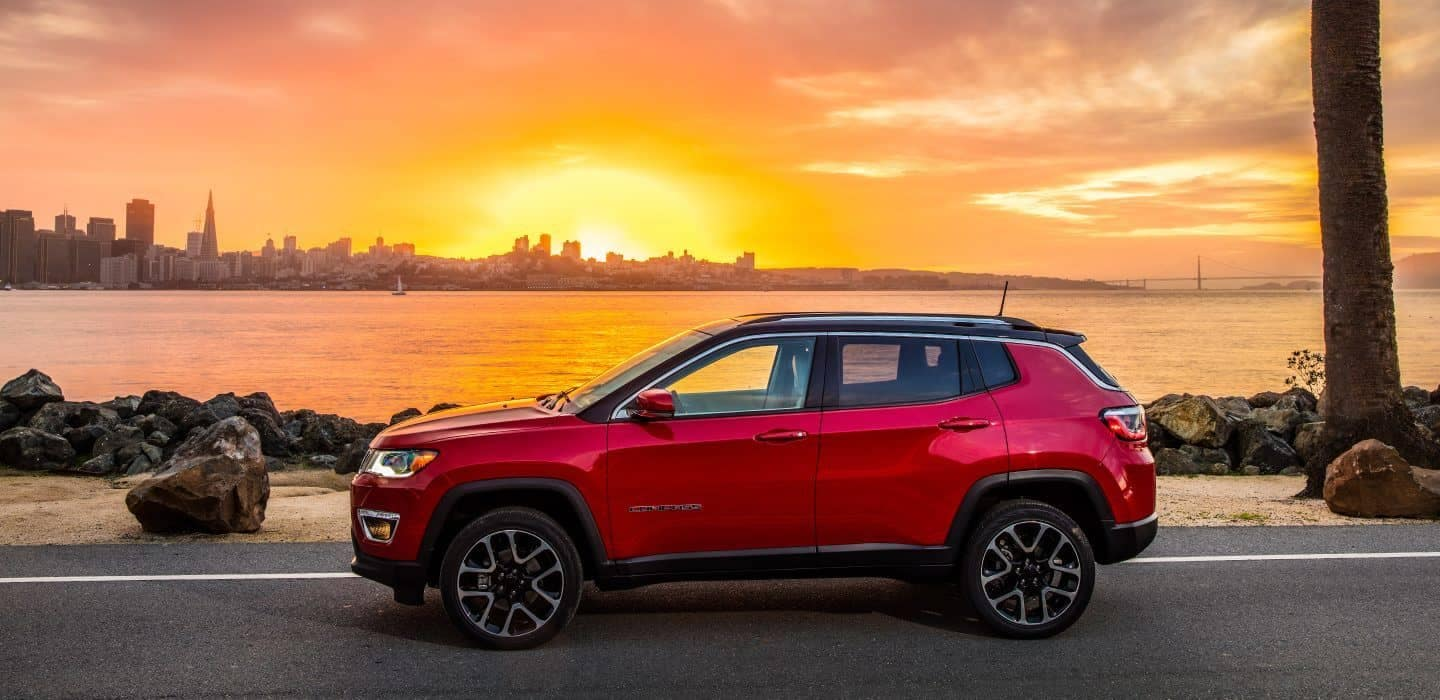 2018 Jeep Compass Model Review