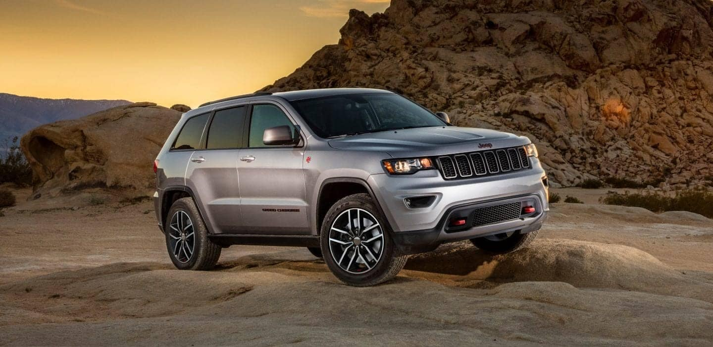 2018 Jeep Grand Cherokee Model Review