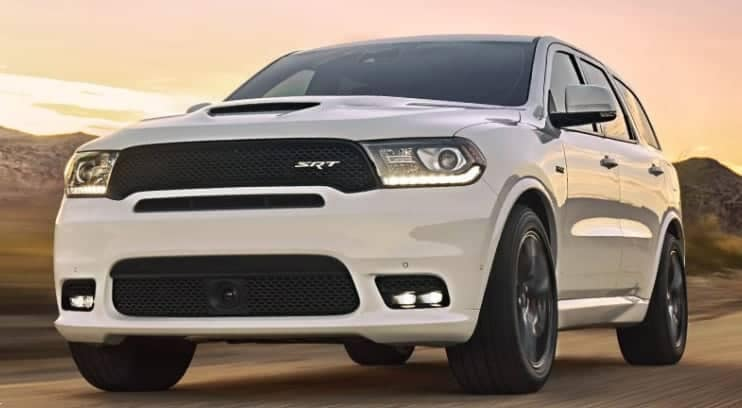 2018 srt dodge durango review ed voyles cdjr. Black Bedroom Furniture Sets. Home Design Ideas