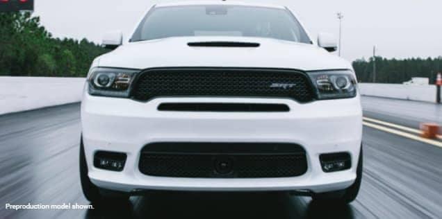 2018 SRT Dodge Durango