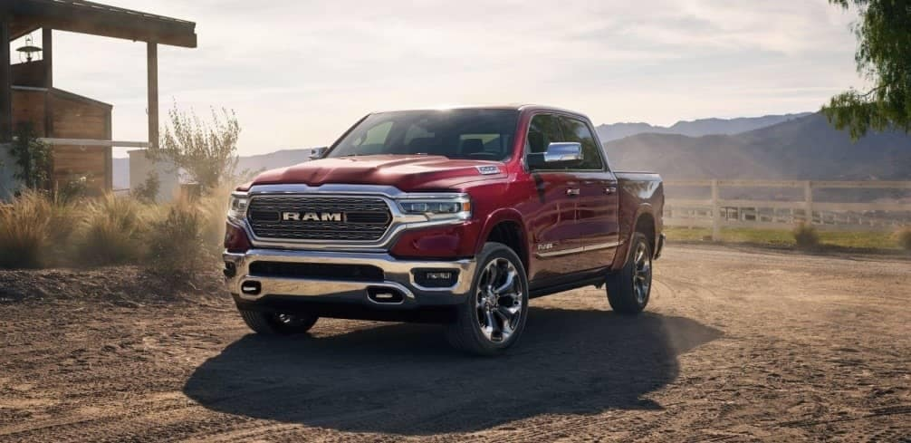 explore the new 2019 ram 1500 truck at ed voyles cdjr. Black Bedroom Furniture Sets. Home Design Ideas