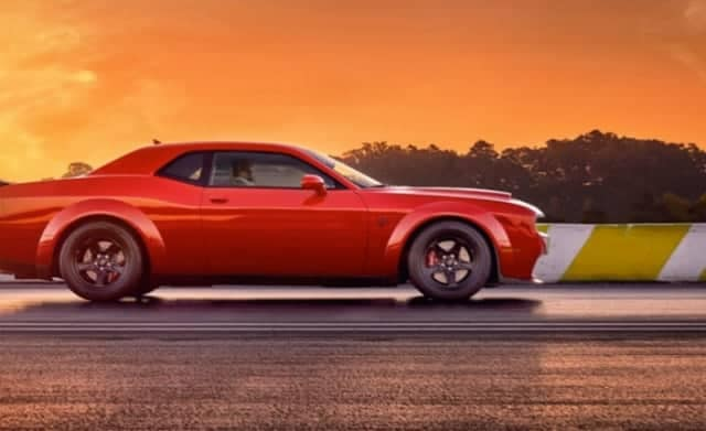 2019 Dodge Challenger Srt Demon At Ed Voyles Cdjr In Marietta