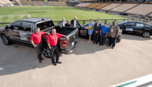 Kennesaw State Signs Partnership with Ed Voyles Automotive