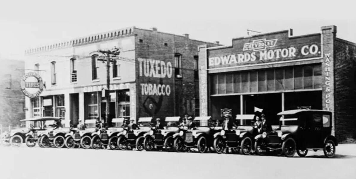 Dealership History