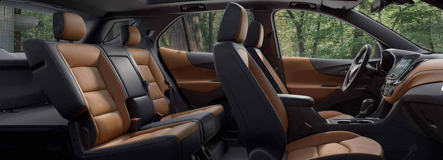 Chevrolet Equinox Interior View