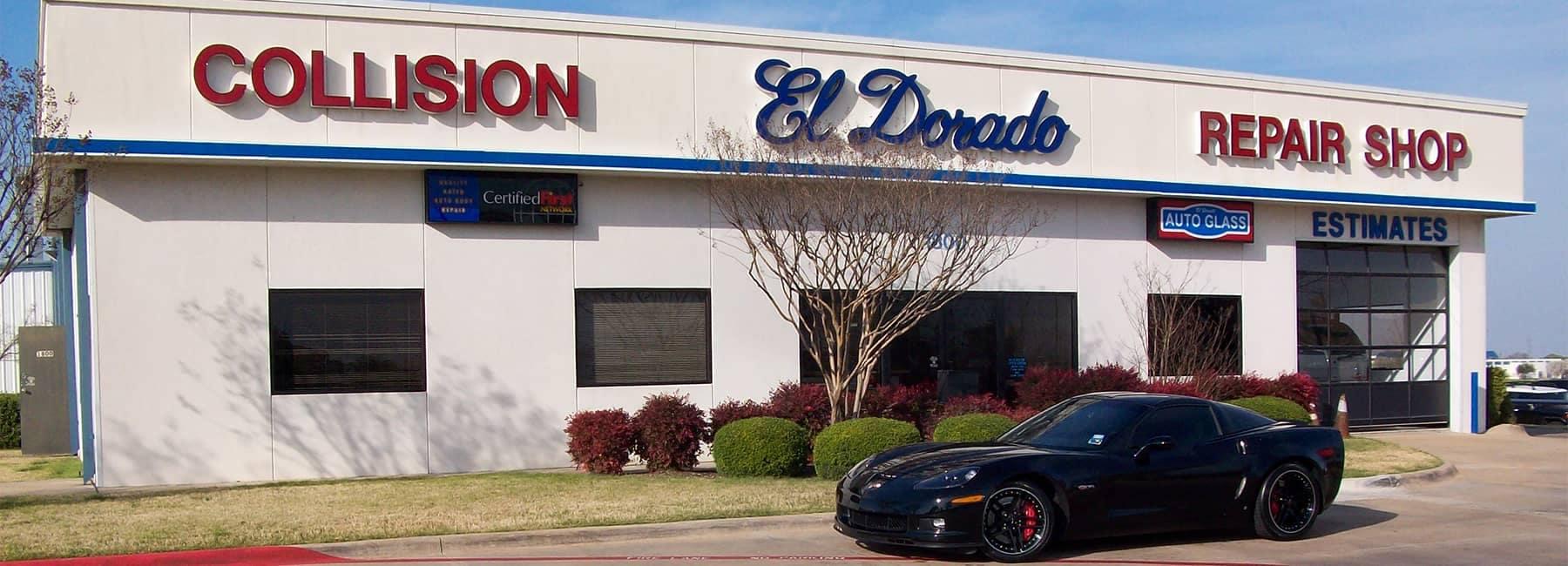 El Dorado Collision Center and Repair Shop