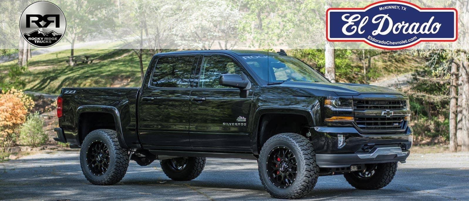 Rocky Ridge Trucks El Dorado Chevrolet